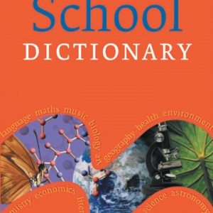 MACMILLAN SCHOOL DICTIONARY PAPERBACK