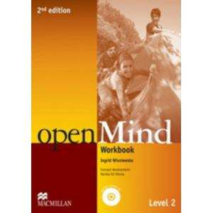 OPENMIND 2nd ED AE WORKBOOK WITHOUT KEY & CD PACK 2