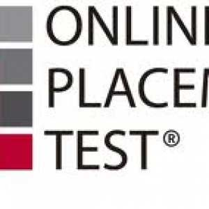 ONLINE PLACEMENT TEST